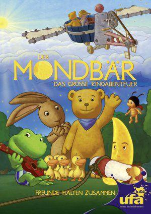Der Mondbär: Das grosse Kinoabenteuer (DVD) 2007