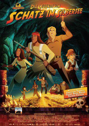 WinneToons - Die Legende vom Schatz im Silbersee (Kino) 2009
