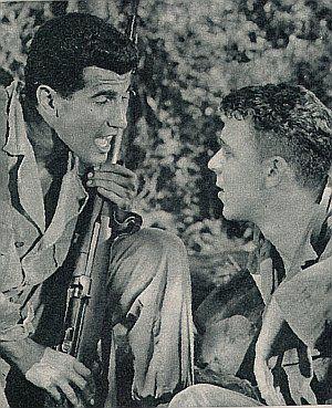 Revue, 14.Oktober 1958, Nr. 21, S. 37, Die Nackten und die Toten