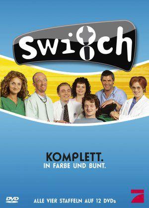Switch - Komplett. In Farbe und Bunt (DVD) 1997 - 1999