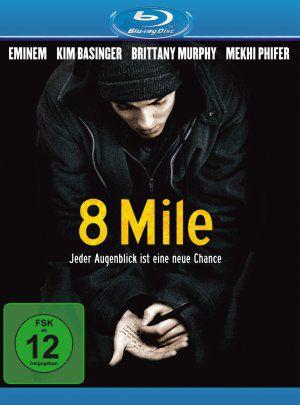 8 Mile (Blu ray) 2002
