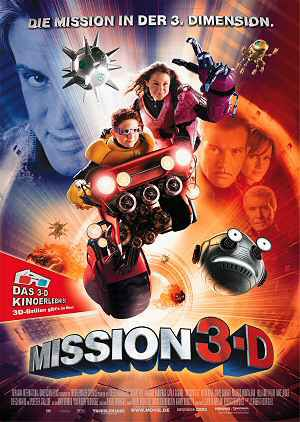 Mission 3D - Game over! (Kino) 2003