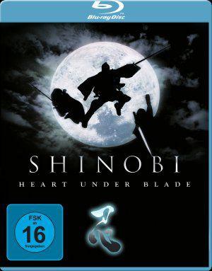 Shinobi - Heart under Blade (Blu ray) 2005