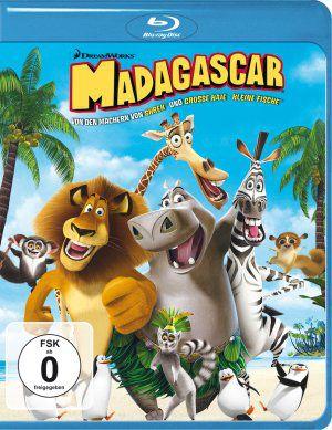 Madagascar (Blu ray) 2005