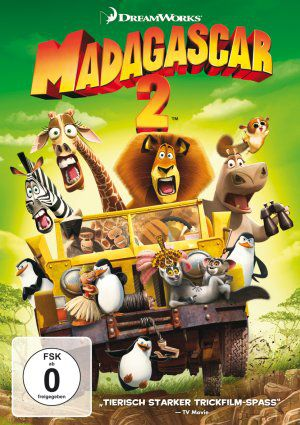Madagascar 2 (DVD) 2008
