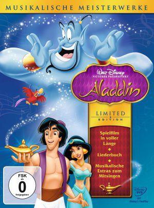 Aladdin, Limited Edition, Musikalische Meisterwerke (DVD) 1992