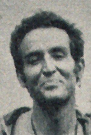 """Vittorio Gassman am Set von """"Madonna mit den zwei Gesichtern"""""""