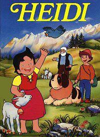 Heidi - In den Bergen
