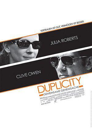 Duplicity - Gemeinsame Geheimsache (Teaserplakat) 2008