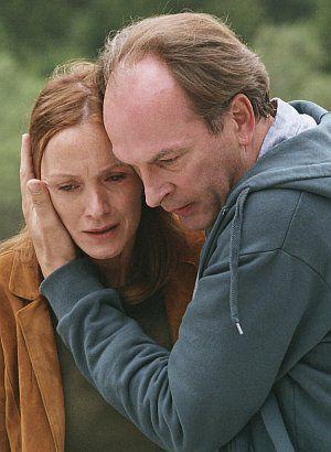 Liebe und andere Gefahren, Katja Flint, Herbert Knaup (Szene) 2008