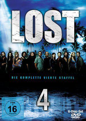 Lost, Die komplette vierte Staffel (DVD) 2004