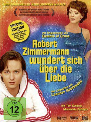Robert Zimmermann wundert sich über die Liebe, Special Edition (DVD) 2008