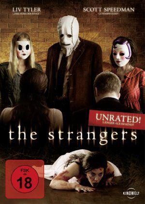 The Strangers (DVD) 2008
