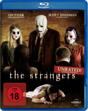 The Strangers (Blu ray) 2008