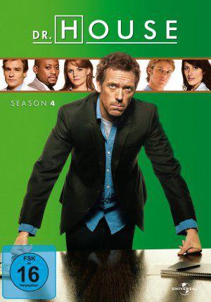 Dr. House, Staffel 4 (DVD) 2004