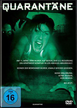 Quarantäne (DVD) 2008