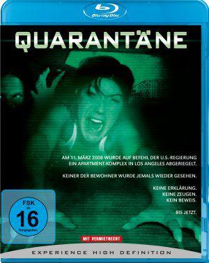 Quarantäne (Leih Blu ray) 2008