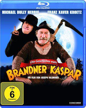 Die Geschichte vom Brandner Kaspar (Blu ray) 2008