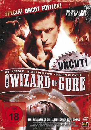 The Wizard of Gore (DVD) 2006