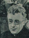 Alec Guinness als Pater Brown