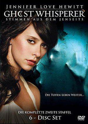 Ghost Whisperer - Stimmen aus dem Jenseits, Staffel 2 (DVD) 2005