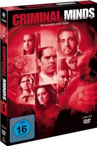 Criminal Minds, 3. Staffel (DVD) 2005