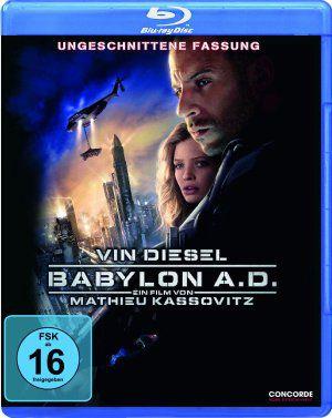 Babylon A.D. (Blu ray) 2008