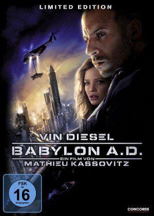 Babylon A.D., Steelbook Edition (DVD) 2008