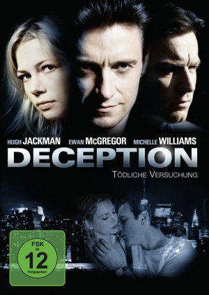 Deception - Tödliche Versuchung (DVD) 2008