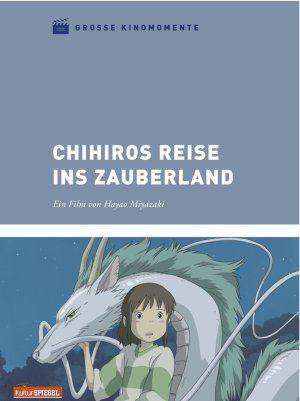 Chihiros Reise ins Zauberland, Grosse Kinomoemente (DVD) 2001