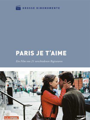 Paris, je t'aime, Grosse Kinomomente (DVD) 2006