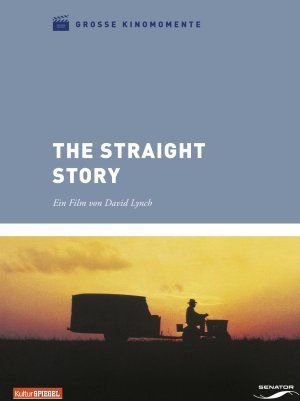 The Straight Story, Grosse Kinomomente (DVD) 1999