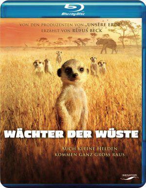 Wächter der Wüste (Blu ray) 2008