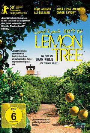 Lemon Tree (DVD) 2008