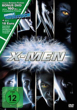 X-Men (DVD) 2000