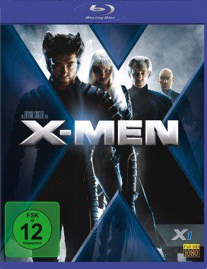X-Men (Leih Blu ray) 2000
