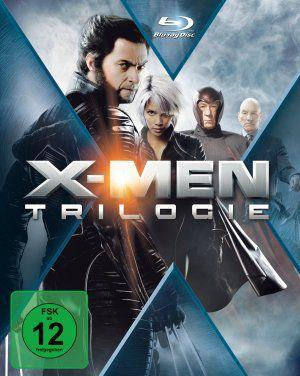 X-Men Trilogie (Blu ray) 2000-2006
