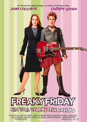 Freaky Friday - Ein voll verrückter Freitag (Kino) 2003