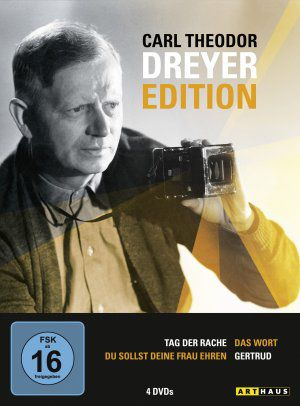 Carl Theodor Dreyer Edition (DVD) 1925-1964