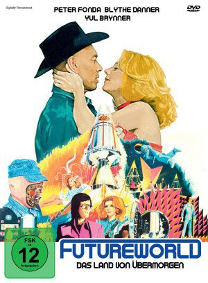 Futureworld - Das Land von übermorgen (DVD) 1976