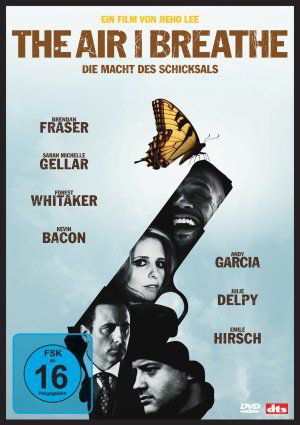 The Air I Breathe (DVD) 2007