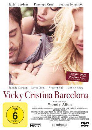 Vicky Cristina Barcelona (Leih DVD) 2008