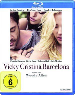 Vicky Cristina Barcelona (Blu ray) 2008