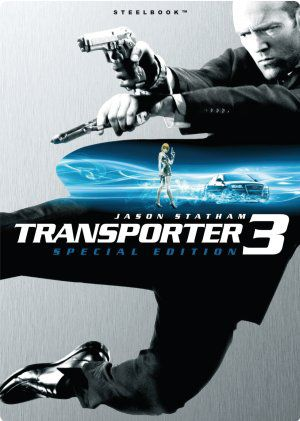 Transporter 3, Deluxe Edition (DVD) 2008