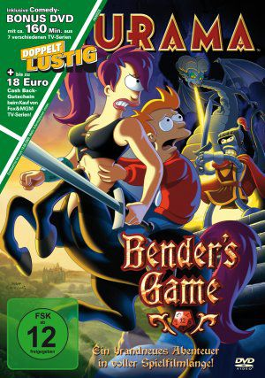 Futurama – Bender's Game (DVD) 2008