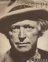 Meister Deutscher Schauspielkunst 1939, Werner Krauß (Person 1)
