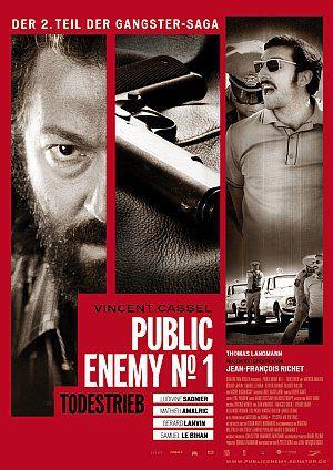 Public Enemy No. 1 - Todestrieb (Kino) 2008
