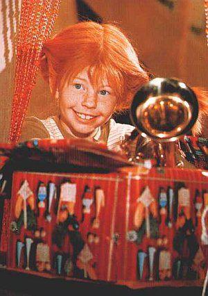 Hier kommt Pippi Langstrumpf (Szene) 1969