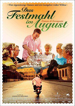 Das Festmahl im August (Kino) 2008