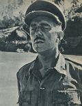 "Alec Guinness in ""Die Brücke am Kwai"""